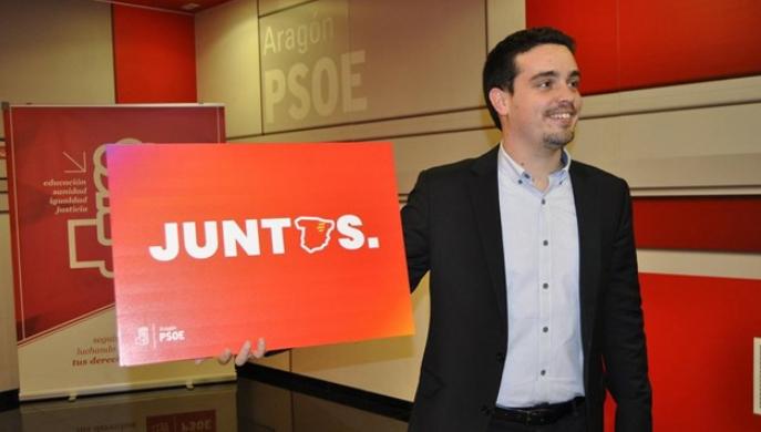 Integración en el PSOE en Aragón