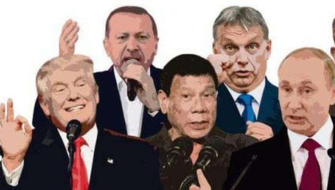 El crecimiento del populismo en el mundo