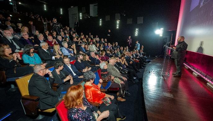 La Academia de Cine Premio Pepe Escriche del 46 Festival Internacional de Cine de Huesca