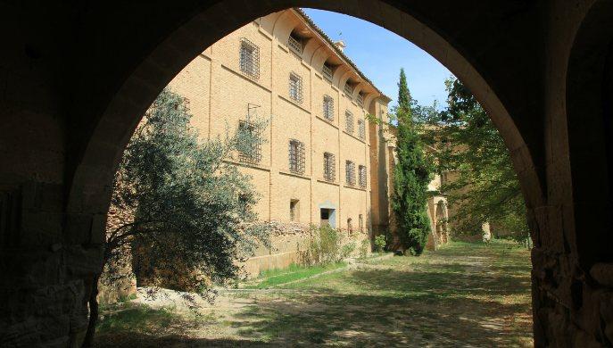 El Monasterio de Santa María en Casbas acogerá el primer Museo Matemático de Aragón