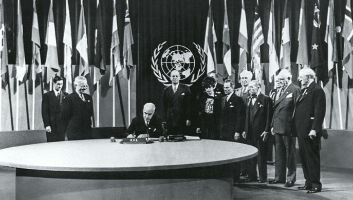 75º aniversario de la Carta de las Naciones Unidas