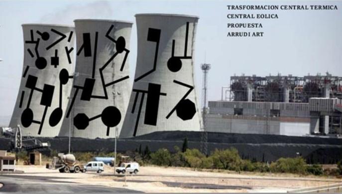 Miguel Ángel Arrudi propone un nuevo uso para la térmica de Andorra