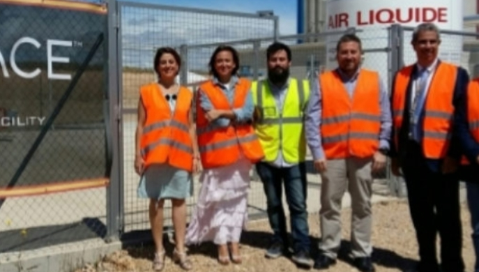 PLD SPACE firma una concesión para pruebas de motores cohetes por 25 años en el Aeropuerto de Teruel