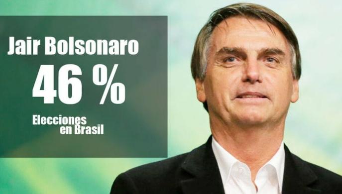 El populismo autoritario triunfa en Brasil