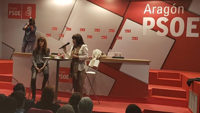 La socialista Carmen Dueso se apunta a las primarias para el Ayuntamiento de Zaragoza
