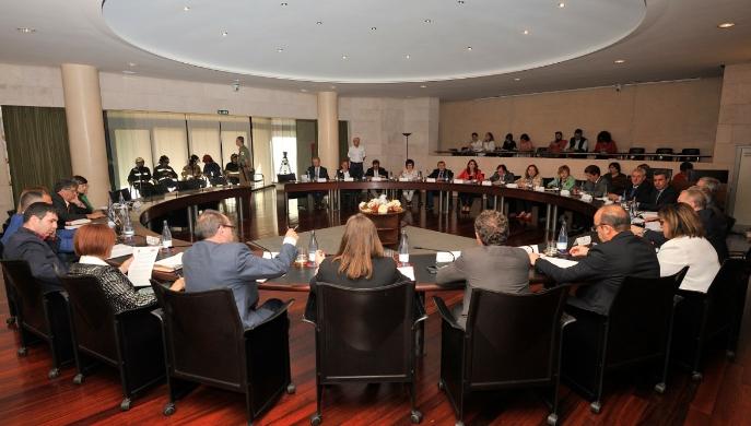 La Diputación de Huesca crea el Servicio Provincial de Prevención, Extinción de Incendios y Salvamentos
