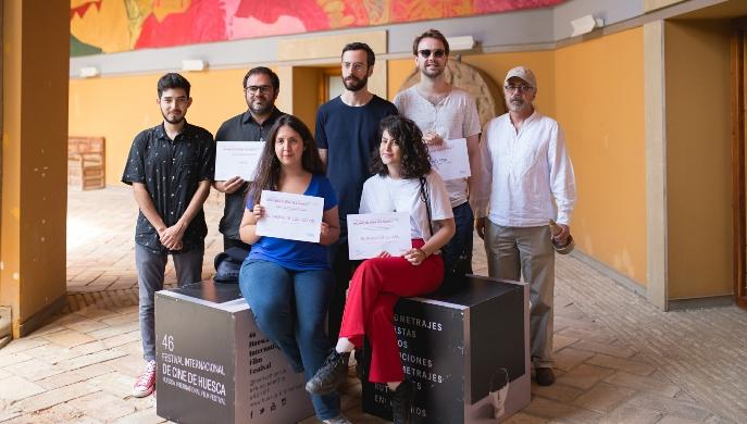El 46º Festival Internacional de Cine de Huesca otorga los premios Danzante