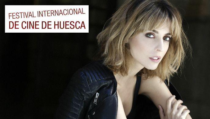 Leticia Dolera Premio Ciudad de Huesca del 45º Festival Internacional de Cine