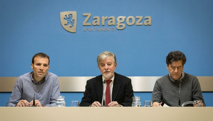 Zaragoza se postula a la vicepresidencia de CIDEU