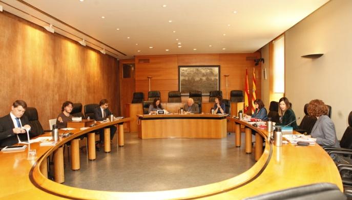 La Comisión de Investigación recibe a diez nuevos comparecientes relacionados con la depuración de aguas de la Comunidad