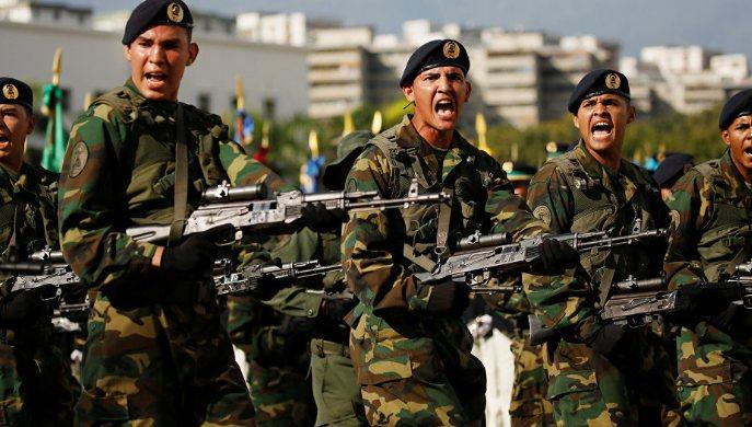 Los militares Son la clave para la transición democrática en Venezuela