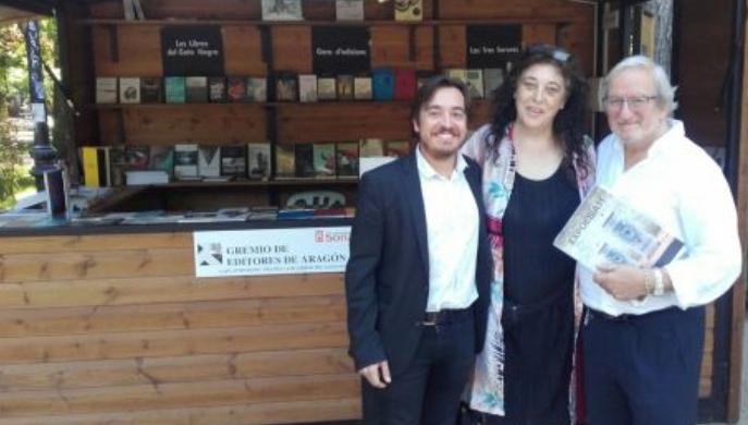 Aragón en la Feria Expoesía de Soria