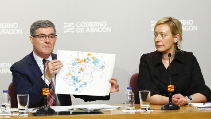 El Gobierno de Aragón ha puesto en marcha proyectos que pueden generar más de 1.200 puestos de trabajo en Teruel