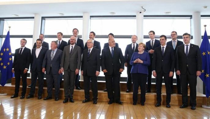 UE: fuerzas centrífugas externas y constelaciones europeas