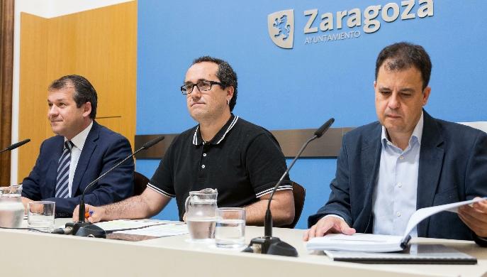 Aplicación de medidas para reactivar el tejido comercial y la vida en los barrios de Zaragoza