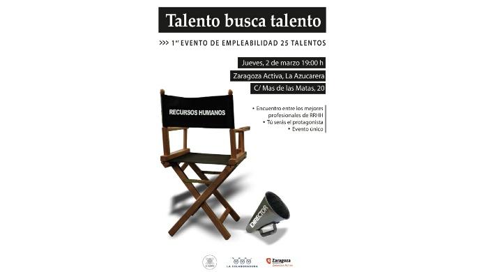 En Zaragoza Activa se dan cita el talento y las empresas en busca de empleo y sinergías