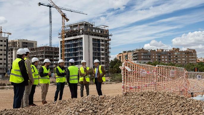 El Ayuntamiento de Zaragoza suma 36 viviendas a su parque municipal de vivienda