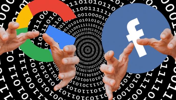 Renunciar a Google o a Facebook